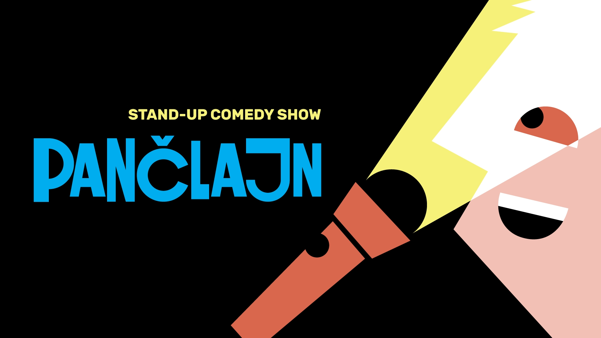 Sungard Exhibition Stand Up Comedy : Pančlajn stand up comedy show interticket sk