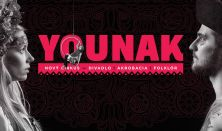 Contemporary circus: YOUNAK