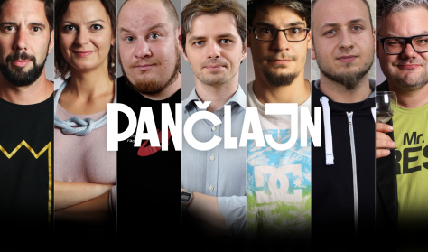 Pančlajn Stand-up Comedy Show (nov)